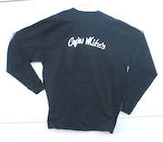 Long-sleeve T-Shirt, back view